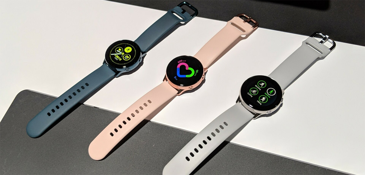 Samsung became the second largest smartwatch